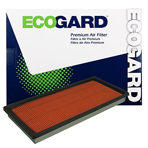 ECOGARD XA5353 Premium Engine Air Filter Fits Subaru Outback, Forester, Legacy, Impreza, Baja (Outback Subaru Engines)