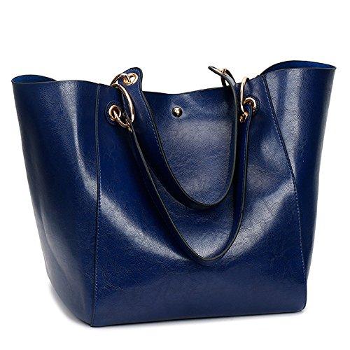 Main Blue Mesdames Embrayage Pratique Poches Multi Messenger Portefeuille Épaule Bag À Sac Voyage UUpgqz7OW