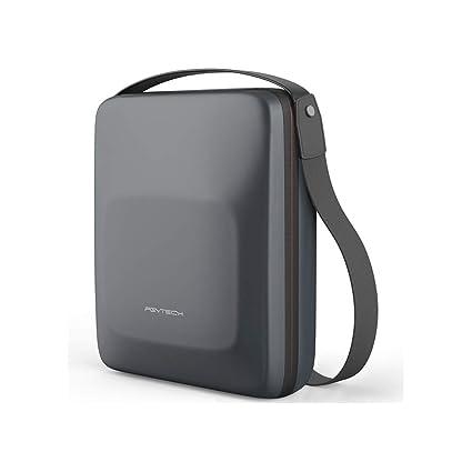 d1dc1983c30 Amazon.com : PGYTECH Mavic 2 Case, PU Shoulder Bag Compatible with DJI Mavic  2 Pro/Zoom Portable Waterproof Dustproof Carrying Case for Drone  Accessories : ...