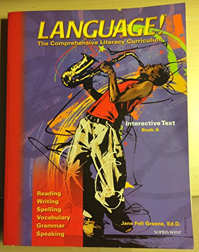 language-the-comprehensive-literacy-curriculum-interactive-text-book-a
