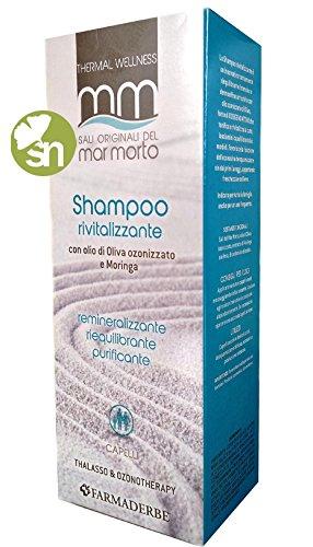 Shampoo de Sales del Mar Muerto 200 ml, Anticaspa. NUEVO.: Amazon.es: Belleza