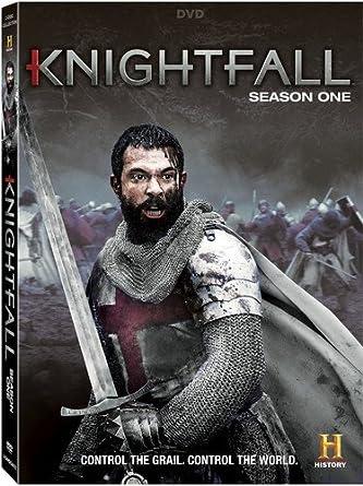 Amazon com: Knightfall - Season 1 [DVD]: Tom Cullen, Padraic Delaney