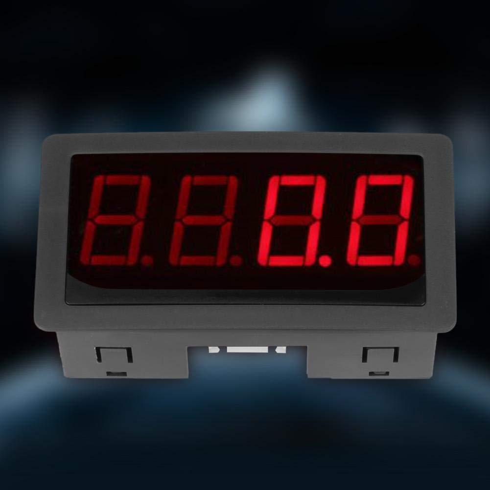 4 Digital Red//Blue LED Tachometer RPM Speed Meter+Hall Proximity Switch Sensor Digital Tachometer,Test Meters /& Detectors Hall NPN Sensor Red