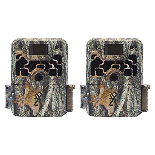 Browning Trail Cameras Dark Ops Elite 10MP HD IR Game Camera, 2 Pack | (Ir Game)