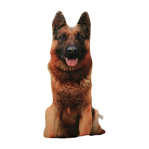 Sobotoo Peluche de Perro de simulación con impresión 3D ...