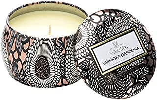 product image for Voluspa Yashioka Gardenia Petite Tin Candle, 4 Ounces