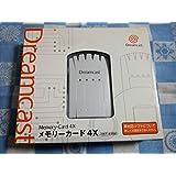 メモリーカード 4X DC