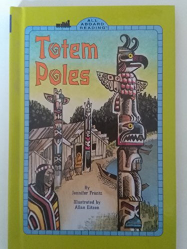 (Totem Poles GB (All Aboard Reading))
