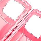 opar Pink Inner Door Handle Recess Guard for