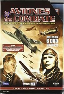 Pack Aviones De Combate [DVD]