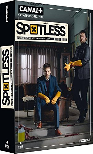 Spotless Season Episodes NON USA FORMAT product image