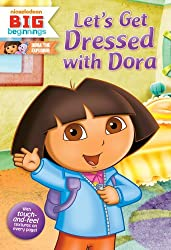 Let's Get Dressed with Dora (Dora the Explorer)