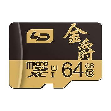 Tarjeta de memoria Micro SD 16GB 32GB 64GB 128GB U1 C10 Lee ...