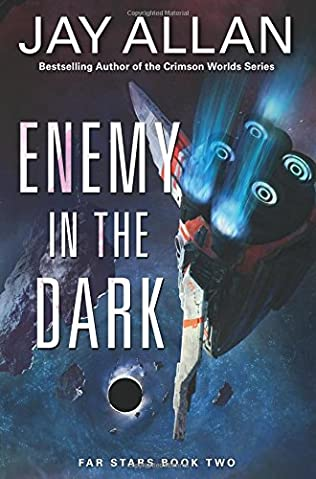 book cover of Enemy in the Dark