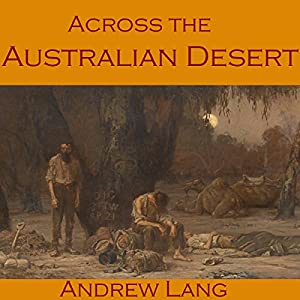 Across the Australian Desert Audiobook