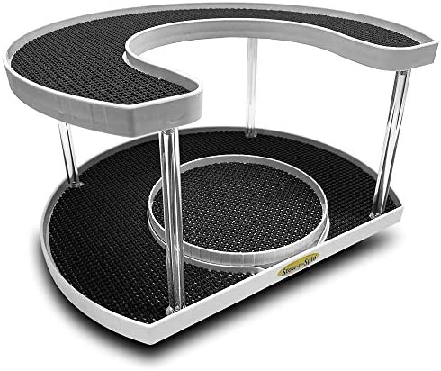 Stow n Spin Turntable Organizer Cabinet Spinner product image
