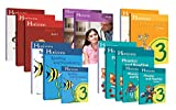 Horizons Homeschool Curriculum 3rd Grade 3, Complete Set (Set Includes: Math, Health, Penmanship, Phonics & Reading, Spelling & Vocabulary)