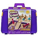 Kinetic Sand 6037447 Folding Sandbox, Multi Colour