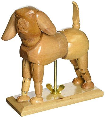 """Jack Richeson 6"""" Dog Manikin"""