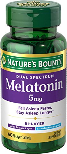Natures Bounty Spectrum Bi Layer Melatonin