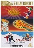 3 Ninjas High Noon/Kick Back/Knuckle Up [Import anglais]