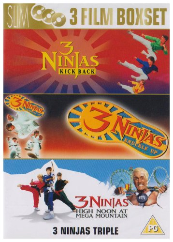 the 3 ninjas knuckle up - 5