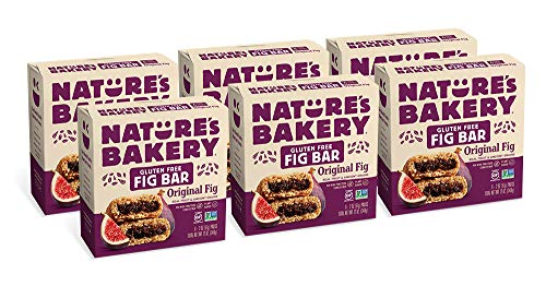 (Nature's Bakery Gluten Free + non-GMO + Vegan, Fig Bar, Original Fig (36 Count), Packaging May Vary)