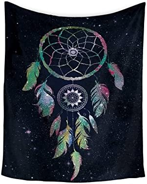 Roslynwood Tapestry Wall Hanging Dream Catcher Hippie Beach India Art Cool Bohemian Blanket Window Doorway Curtain Room Divider