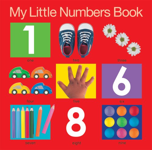 my little numbers book - 1