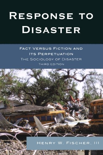 Response to Disaster: Fact Versus Fiction and Its...