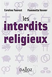 Les interdits religieux - 1ère édition