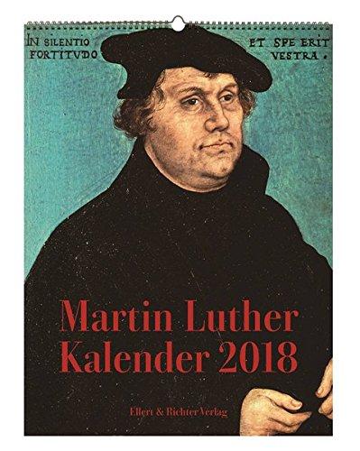 Martin Luther Kalender 2018