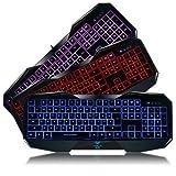 AULA LED Backlit Gaming Keyboard (3 Colorways)