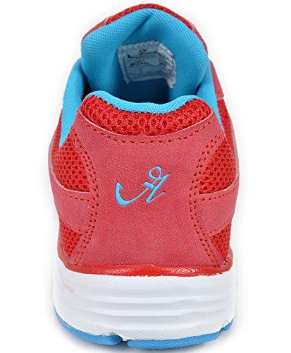 Zapatillas Mujer Mile Walker Ancora Rojo
