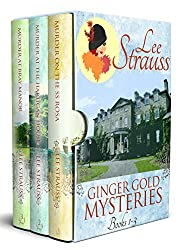 3 Ginger Gold Mysteries: Cozy, historical Ginger Gold Mysteries