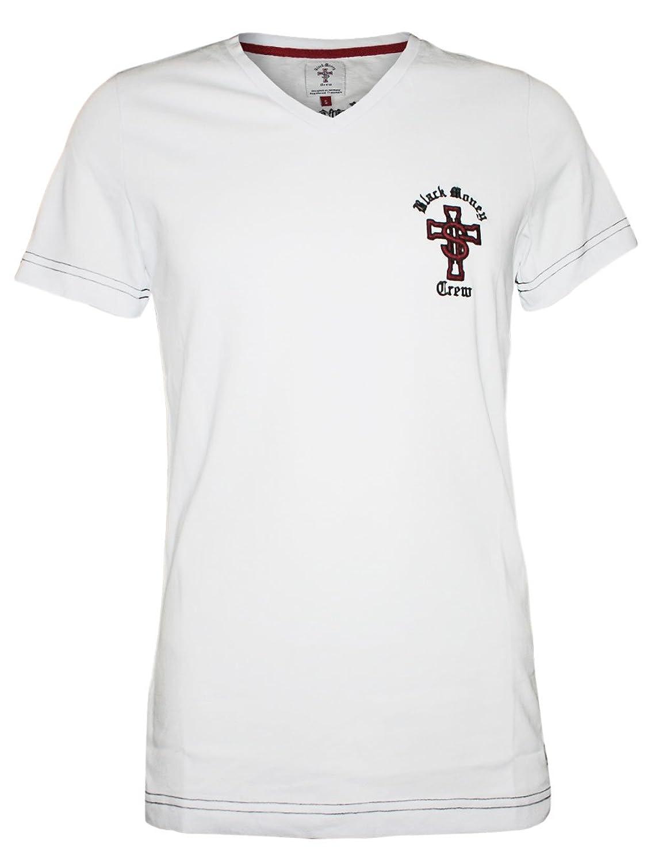 BLACK MONEY CREW Men Designer Shirt - BMCROSS -