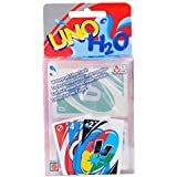 New UNO 108 PCS Waterproof PVC Transparent Cystal Clear Family Playing Card