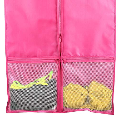 d3181aa8d227 Kernorv Garment Bags for Dance Costumes, Set of 5 Breathable ...
