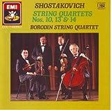 Shostakovich: String Quartets 10, 13 & 14