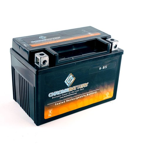 Agm Motorcycle Battery - 9