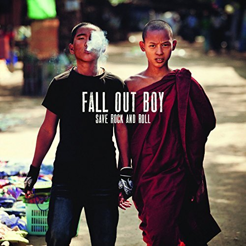 Price comparison product image Save Rock & Roll By Fall Out Boy (2013-04-15)