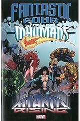 Fantastic Four/Inhumans: Atlantis Rising Paperback