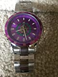 New Classic Omega Psi Phi Fraternity Color Face Watch w/Shield