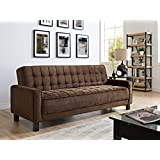 Serta CC-MCK-S3-M25-JV Melanie Convertible Sofa