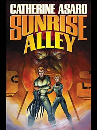 book cover of Sunrise Alley