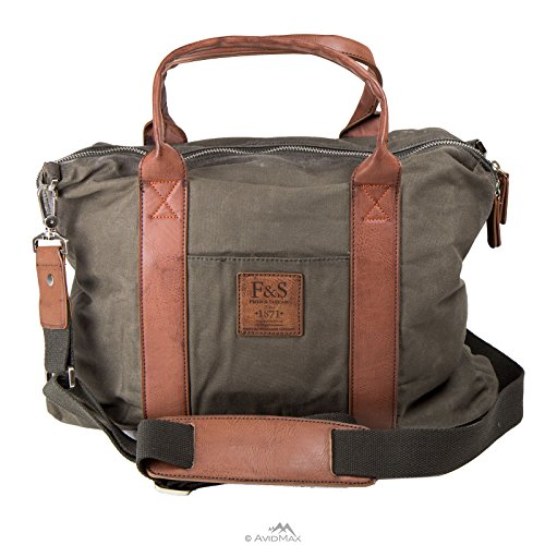 field-and-stream-laptop-brief-olive