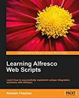 Learning Alfresco Web Scripts Front Cover