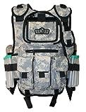 GXG GEN X DIGI ACU Paintball Airsoft Tactical Vest