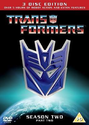 Transformers - Season 2.2 [DVD]