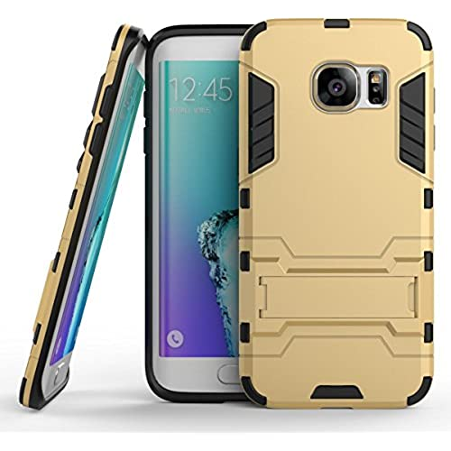 Galaxy S7 Case,Myriann[Slim Fit] [Kickstand Feature] Hybrid Dual Layer Armor Defender Full Body Protective Case Sales